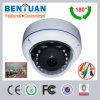 Камера Fisheye купола CCTV 700tvl крытая миниая с широкоформатным взглядом 180degree
