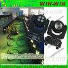 Zwei seitliche RGBW DMX LED mini bewegliche Hauptlichter