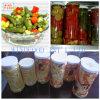 混合された野菜缶詰食品