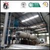 Charbon actif de projet de la Malaisie faisant la machine