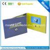 Pantalla táctil de 7 pulgadas LCD de publicidad Tarjetas de felicitación