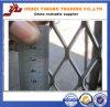 La protection de guichet a utilisé le treillis métallique augmenté en métal d'acier à faible teneur en carbone de Galvanzed