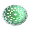 Меля двойные абразивные диски чашки диаманта рядка для конкретной цели