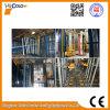 Industrielles Aluminium verdrängte Kapitel-Zeile