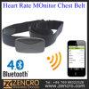 Bluetooth courroie de poitrine de 4.0 fréquences cardiaques (HRM-2107)