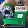 Machine de rabattement hydraulique d'exécution facile de la CE