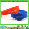 Waterproof RFID Mifare 13.56MHz Ntag203 Chip 74mm Silicone Rubber Wristband