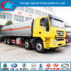 무거운 Capacity 350HP 8X4 Iveco Fuel Tanker Trucks