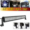 Éclairage LED d'IP68 Double Row 120W Light Bar pour Truck/SUV