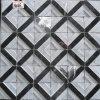 フォーシャンのマイクロ水晶の装飾的な背景の壁のタイル