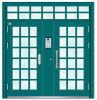 الفلورايت كربون يدهن الباب ([جو-829])