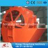 高く効率的な車輪の砂の洗浄の機械装置