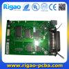 O LCD monitora a placa do PWB com componentes