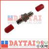 Tipo adaptador de fibra óptica redondo do metal (ST/PC-ST/PC-R)