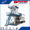 Mobile Twin Shaft (JS) Concrete Plant Mixer