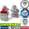 Bouteille d'eau chaude des BS de couverture d'hippopotame de la CE de jouet animal de peluche