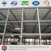 Prédio de escritórios leve pré-fabricado da estrutura do frame do metal