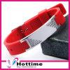 Wristband del silicone di potere di modo (CP-JS-NW-003)