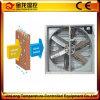 Exaustor industrial agricultural da ventilação de Jinlong & refrigerar de sistema com almofada refrigerando