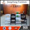 De vervaardigde Plastic Vouwende Stoel van de Hars White&Black (jc-RF52)