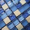 ガラス混合された石造りのプールのモザイク(LST007)