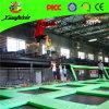 Fußboden-Trampoline-/Inneninnentrampoline-Federelement-springendes Trampoline-Bett der trampoline-Park/Big
