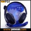 De gokken Getelegrafeerde Hoofdtelefoons van de Hoofdtelefoon voor Sony Playstation 4 PS4 het Controlemechanisme van de Console van het Spel