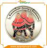 Verkaufsschlager, der Metallandenken-Münze stempelt