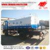 Het Koolstofstaal van de Prijs van de Fabriek van China 4000 Liter van de Tankwagen van het Water