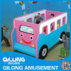 Electric Bus (QL-3008E)를 가진 2014 실내 Playground