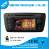 Androide 4.0 Car Radio para Seat Ibiza con la zona Pop 3G/WiFi BT 20 Disc Playing del chipset 3 del GPS A8