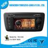 De androïde Radio van Auto 4.0 voor Zetel Ibiza met GPS A8 Chipset 3 Spelen van de Schijf van de Streek het Pop 3G/WiFi BT 20