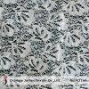 Tissu de draperie de lacet de coton (M3169)