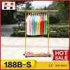 cremalheira de dobramento durável do gancho de roupa 188b-S, o melhor carrinho da cremalheira da roupa da qualidade, cremalheira deslizante eficiente do secador de roupa