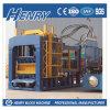 Macchina del blocchetto del paracarro della macchina per fabbricare i mattoni del cemento di pressione idraulica Qt10-15