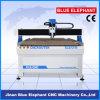 Ele 1218 macchine personalizzate di falegnameria di CNC di formato per metallo molle