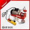 Mini élévateur électrique de câble métallique de l'élévateur PA500 de câble métallique