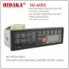 M95 LÄRM Size Professtional Factory 12V/24volt Car Radio Am/FM mit USB/SD für Excavator, International Truck, Loader