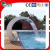 Abattage hydraulique matériel d'eau de massage d'acier inoxydable