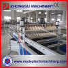 Kurbelgehäuse-Belüftung gewellte Dach-Blatt-Verdrängung-Maschine/Plastik runzelt Blatt-Produktionszweig