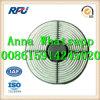 Alta calidad del filtro de aire Auto Parts 17801 a 10030 para Toyota
