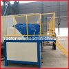 두 배 샤프트 종이 또는 두꺼운 종이 또는 종이상자 또는 마분지 또는 판지 또는 폐기물 분쇄 기계