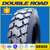 중국 싼 공장 모든 강철 광선 트럭 타이어 (1200r24-DR806)