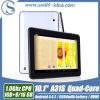 10 таблетка сердечника квада Allwinner A31 Boxchip A31s Android 4.4 таблетки сердечника квада дюйма A31s (PBQ1035B)