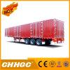 Novo tipo Semi-Trailer de Chhgc de Van/caminhão da caixa