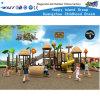 Equipamento ao ar livre da corrediça das crianças do campo de jogos do projeto novo (HD-FY00101)