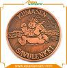 Монетка Antique нестандартной конструкции с подарком