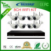IP Camera NVR Kits Bessky Outdoor 8CH P2p WiFi Wireless