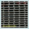 Aço inoxidável 304/de engranzamento de fio decorativo do metal