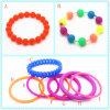 Plástico Bracelet-Bm00724 de la joyería de la manera